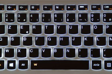 Clavier - Crédit Photo : Nemossos on VisualHunt / CC BY